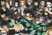 Top 5 manga được yêu thích nhất năm 2020: Kimetsu no Yaiba vượt trội so với phần còn lại!