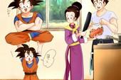 """Dragon Ball: Nhiều fan nhật xét rằng """"Son Goku muốn làm anh hùng thì không nên có con"""""""