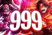 One Piece: Phân tích những chi tiết thú vị trong chap 999 để sẵn sàng chờ đón chap 1000 (P1)