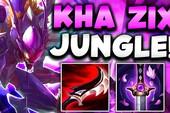LMHT: Điều gì đã khiến Kha'Zix vụt sáng thành tướng đi rừng bá đạo nhất hiện tại?