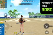 """Game thủ dùng Geforce RTX 3080 để chiến Free Fire, hình ảnh thật sự khiến tất cả """"không thể tin được"""""""