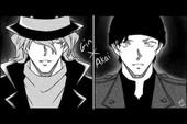 """Thám tử lừng danh Conan: Tìm hiểu về """"sợi dây ân oán"""" giữa Akai của FBI và Gin của tổ chức Áo Đen"""