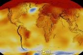 Chỉ với video ngắn 1 phút, NASA cho thấy tương lai không mấy khả quan của con người nếu như cứ tiếp tục xả khí CO2