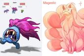 Những màn kết hợp kỳ lạ nhất trong tưởng tượng của fan hâm mộ Pokemon