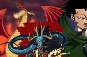 Tưởng ít, thế mà những con Rồng xuất hiện nhan nhản trong thế giới One Piece