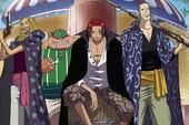 """One Piece: Thuyền trưởng dùng kiếm nhưng 3 chỉ huy trong băng Shanks đều là những tay """"thiện xạ"""" cừ khôi"""