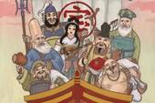Shichifukujin – Thất Phúc Thần mang may mắn cho mọi người trong văn hóa Nhật Bản