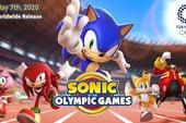 Sonic at the Olympic Games mở đăng ký trước, khán giả vừa được cày game lại chuẩn bị có phim xem