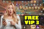 Vệ Thần Mobile TẶNG FREE VIP 3 toàn server khi ra mắt: Dân cày còn lý do gì để không chơi đây!