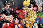 Dragon Ball: Tất tần tật thông tin về chủng tộc chiến binh kiêu hãnh Saiyan