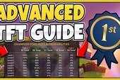 Đấu Trường Chân Lý: Những quy tắc vàng về up level giúp người mới chơi và cải thiện mức rank