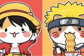 """Các nhân vật trong One Piece và Naruto rủ nhau """"hóa thú"""" đáng yêu hết phần thiên hạ"""