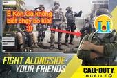 """Tập chơi Call Of Duty Mobile, thanh niên vừa hỏi """"sao đứng ngoài bo lại mất máu"""" đã bị cả cộng đồng lao vào"""