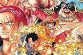 Shanks và Blackbeard luôn xuất hiện cùng nhau trên trang bìa One Piece, dấu hiệu đáng ngờ cho thấy Oda đang có ý đồ