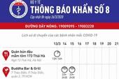Bộ Y tế phát thông báo khẩn 5 địa điểm ăn uống và vui chơi mà các ca bệnh Covid-19 từng đến ở Hà Nội và Sài Gòn