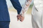 """Đám cưới bị hủy do Covid-19, cặp đôi game thủ vẫn quyết định tổ chức lễ thành hôn theo một cách khiến họ hàng hai bên """"ngã ngửa"""""""