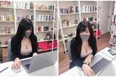 Bị chụp trộm khoảnh khắc tập trung làm việc, hot girl bất ngờ được cộng đồng mạng chú ý, lũ lượt xin info