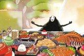"""""""Chảy nước miếng"""" khi ngắm những món ăn xuất hiện trong phim hoạt hình của Studio Ghibli"""