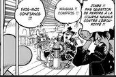 One Piece 976: Law lắc đầu ngán ngẩm khi một lần nữa Luffy cùng Zoro phá vỡ kế hoạch của cả liên minh!