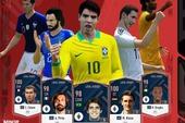 FIFA Online 4 bất ngờ công bố sự xuất hiện của Kaka và Pirlo trong bản cập nhật tháng 4