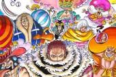 """One Piece: Điểm danh 3 Tứ Hoàng đã có người """"nối dõi"""", bí ẩn nhất là con trai của Kaido"""