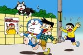 Bộ tranh hài siêu giải trí về Xeko, anh chàng mỏ nhọn trong Doraemon