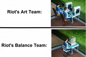 Riot Games nhận cả tấn gạch đá vì cân bằng vô lý -