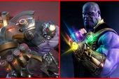 """Liên Quân Mobile gây sốc: Skud làm lại ngoại hình, dọn đường để Tencent """"mua"""" Thanos của Marvel?"""