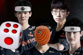 Đánh bại Invictus Gaming, Top Esports và JackeyLove được cộng đồng ví như tổ chức Akatsuki và Sasuke