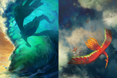 Tuyển tập những bức vẽ Pokemon tuyệt đẹp của họa sĩ tài năng người Mỹ