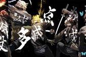 Kimetsu no Yaiba: Ngắm vẻ đẹp của dàn Thợ Săn Quỷ từ phía sau lưng, bạn có nhận ra đó là ai không?