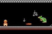 Super Mario và những tựa game nổi tiếng khó, nhưng lại có boss đầu siêu dễ để