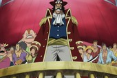 One Piece: Roger xứng danh là băng hải tặc của những người dùng Haki Bá Vương, điểm sơ 1 lượt có tận 5 người
