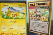 Loạt 10 tấm thẻ bài Pokemon có giá trị đắt đỏ nhất thế giới