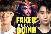 Chia bảng giải Trung - Hàn Đại Chiến bị player Invictus Gaming tiết lộ: Faker vs DoinB là có thật?