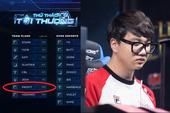 HOT: Profit góp mặt trong đội hình Team Flash tham dự Showmatch