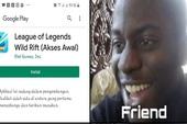 Nghi vấn game thủ nước ngoài khoe đã tải được LMHT: Tốc Chiến trên Google Play?