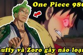 One Piece: Đến cả đô đốc Kizaru cũng dính đòn của Apoo thì chớ vội thất vọng khi thấy Luffy, Zoro cũng chịu chung số phận