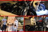 Anh chàng được vợ tặng xe mô tô giá trị khủng, dân mạng vội GATO: