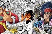 """Dự đoán One Piece 981: Apoo với Kid đại chiến, năng lực trái ác quỷ của """"kẻ phản bội"""" sẽ được hé lộ"""
