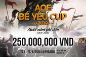 Thông báo về AoE Bé Yêu Cup 2020 – Ego và quyết tâm duy trì giải đấu có truyền thống bậc nhất cộng đồng AoE Việt Nam