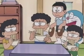 Thân thế thực sự của ông chú ăn mỳ trong Doraemon là ai?