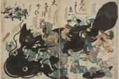 Câu Long: Loài thủy quái khổng lồ ở Chùa Cầu Hội An và truyền thuyết nổi tiếng khắp Nhật Bản