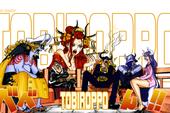 """One Piece: Được Oda giới thiệu rất hoành tráng, nhưng giờ đây Tobi Roppo cũng bắt đầu đầu bật """"haki tấu hài"""""""