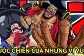 One Piece 982: Nhiều thông tin cho rằng Râu Đen đang tới Wano, phải chăng Phượng hoàng Marco sẽ chết?