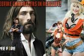 """Những nhân vật Free Fire giống hệt nguyên mẫu ngoài đời, thậm chí """"lai"""" cả John Wick, Will Smith và Quicksilver"""