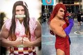 """Anh trai """"vai u thịt bắp"""" cuồn cuộn nhưng chỉ thích cosplay các vai... nữ tính"""