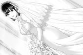 Viết cái kết quá tù mù, tác giả bộ manga harem Domestic na kanojo bị fan công kích dữ dội