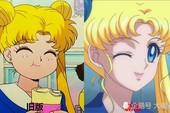 Qua thời gian 7 nhân vật anime nổi tiếng nhất đã thay đổi ngoại hình như thế nào?