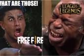 """Đến lượt game thủ """"Lửa Miễn Phí"""" đòi kiện Liên Minh Huyền Thoại vì nhái hình ảnh bản quyền của Free Fire"""